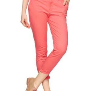 Skinny Mini Khakis by GAP